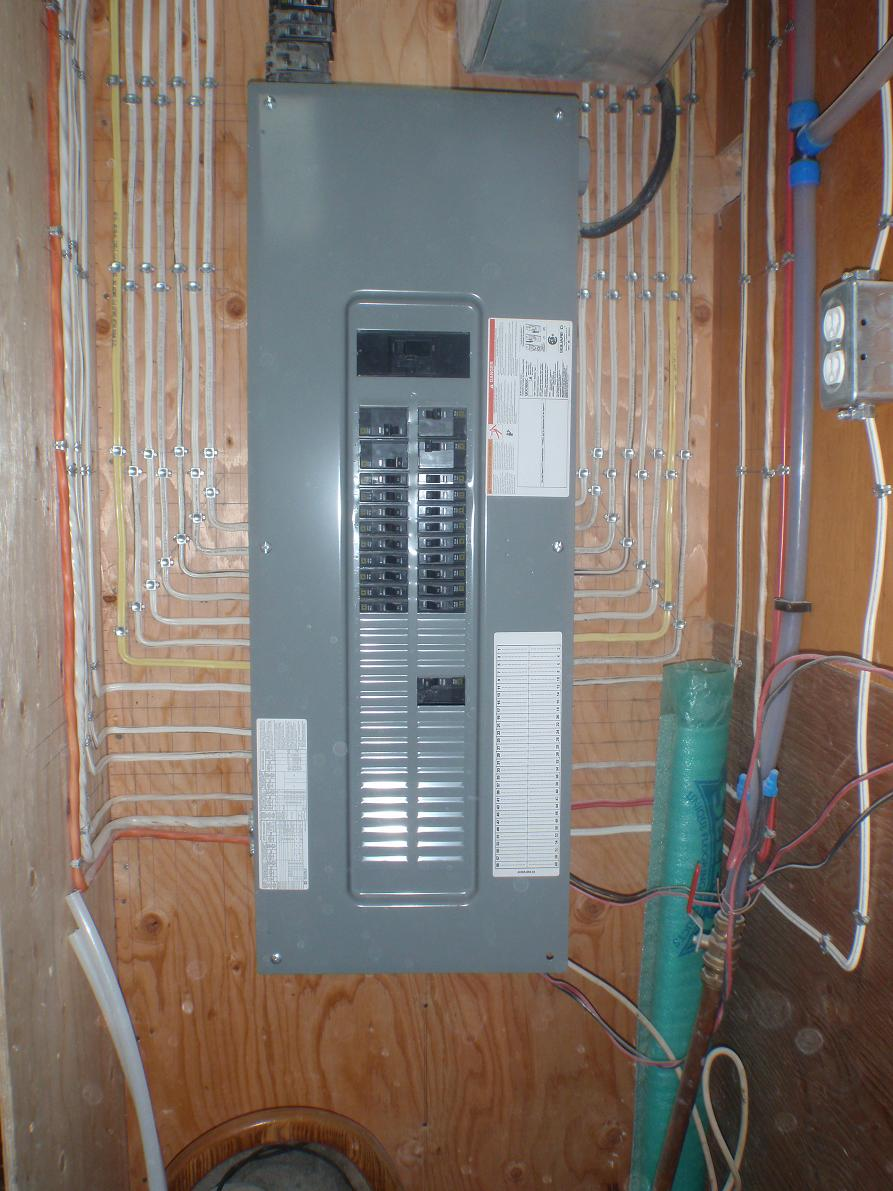 100a Circuit Breaker Wiring Diagram Is There A Thread On Showing Off Your New Panelboard