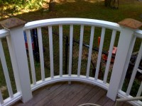 Curved Balcony Railing Pictures to Pin on Pinterest