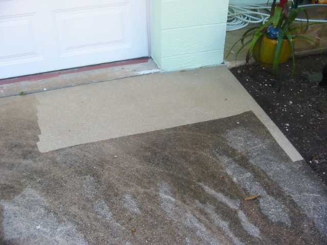 Cleaning Concrete Driveway - Page 2 - Pressure Washing