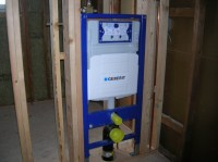 Wall Hung Toilets - Plumbing - Contractor Talk