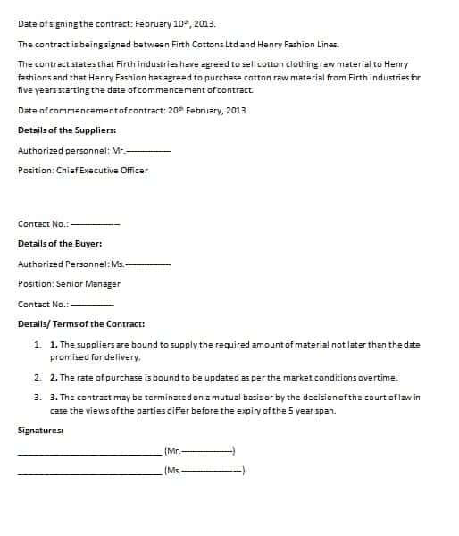 Commercial construction contract template for Fixed price construction contract template