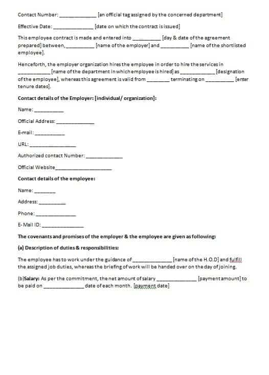 Consulting Contract Template Contract Agreements, Formats \ Examples - consulting agreement examples