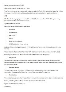 Sample Contract To Sell House And Lot | Cover Letter Personal ...