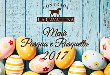 Pranzo Pasqua 2017 - Ristorante Contrada la Cavallina