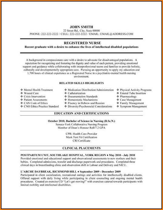 Rn Resume Template Word - Resume  Resume Examples #Kw9k4vMYJN