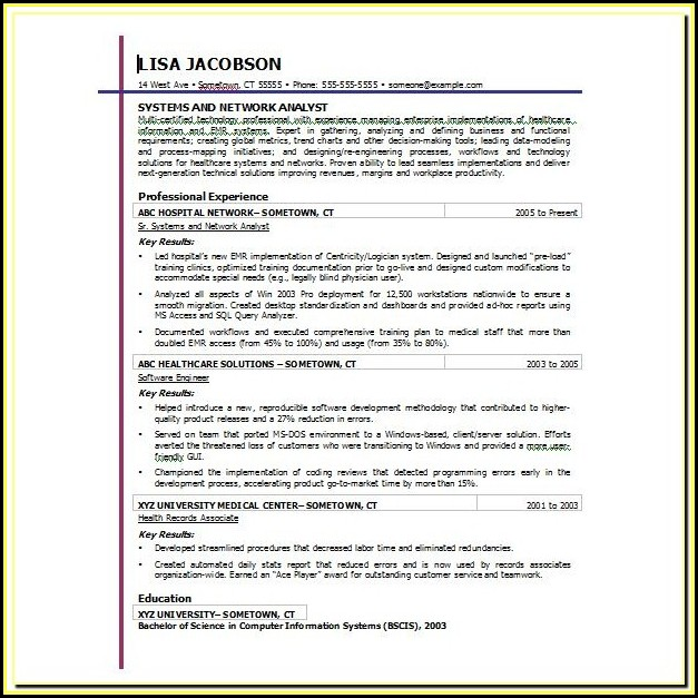cna resume templates for word 2007