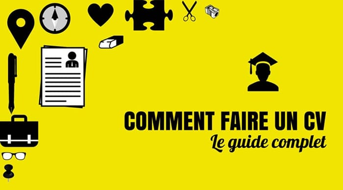 comment faire un cv simple contrat d apprentissage