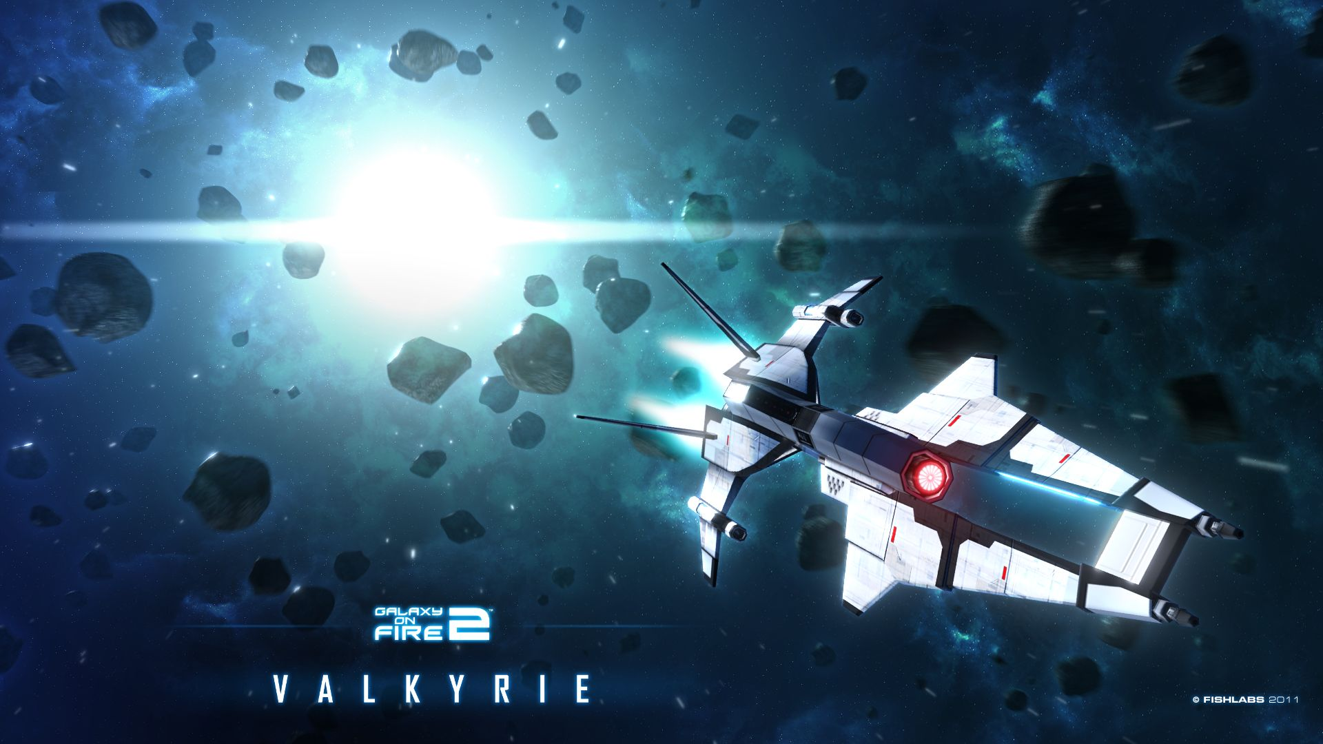 Galaxy on Fire 2 Valkyrie HD now available