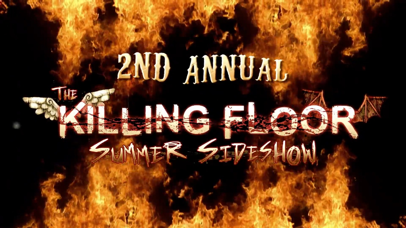 Killing Floor Summer Sideshow 2012