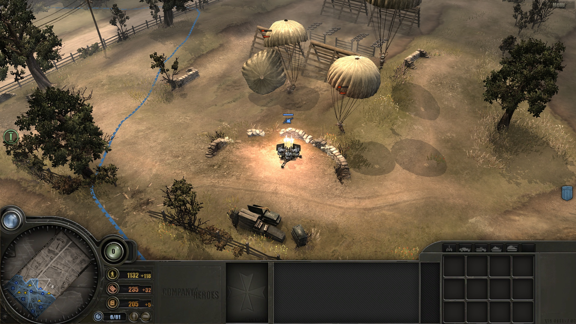 Skirmish Mode Comes to Company of Heroes Campaign Edition