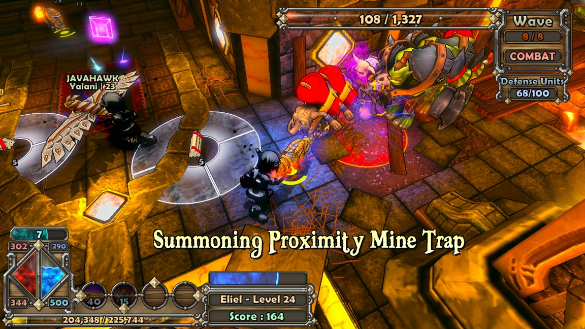 Dungeon Defenders available at Mac App Store