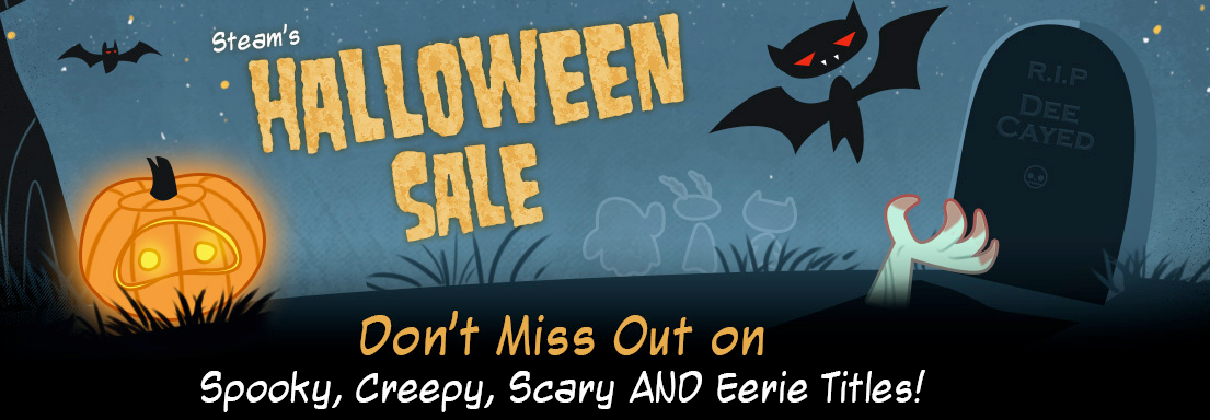 Steam's 2012 Halloween Sale