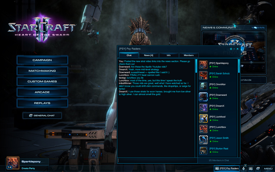 Starcraft to add more MMO features