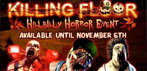 Killing Floor's Hillbilly Horrors
