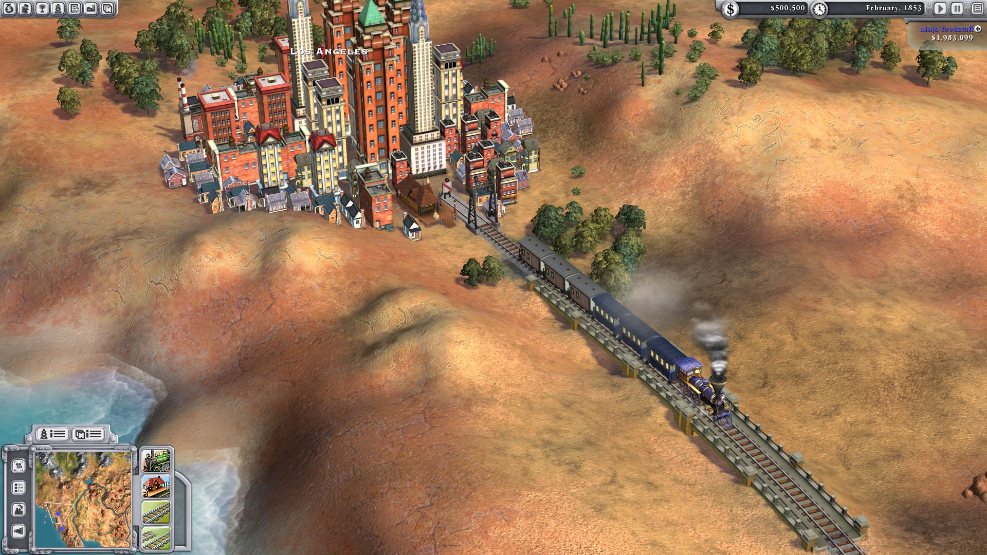Sid Meier's Railroads! Review