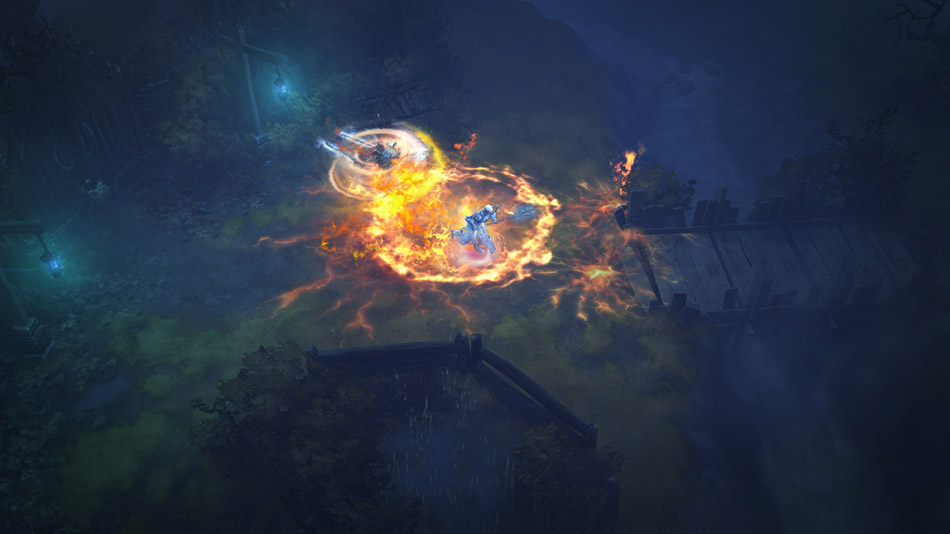Diablo III 1.07 to bring the fight to PvP