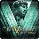 Civilization V: Gods & Kings DLC for Mac OS X icon