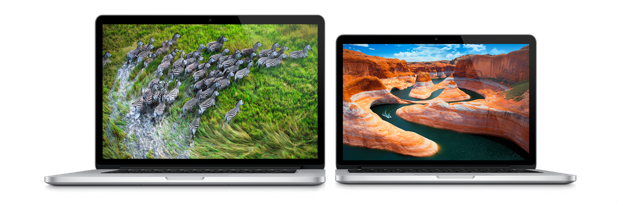 Retina MacBooks Get Minor Bump, Price Drop
