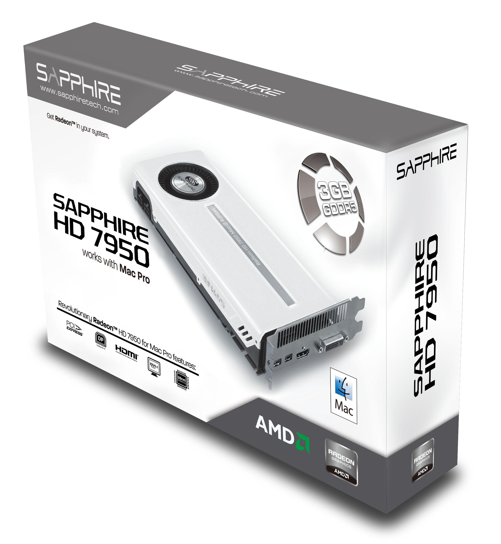 More Power to (GP)U: Sapphire Radeon HD 7950 for Mac Pro