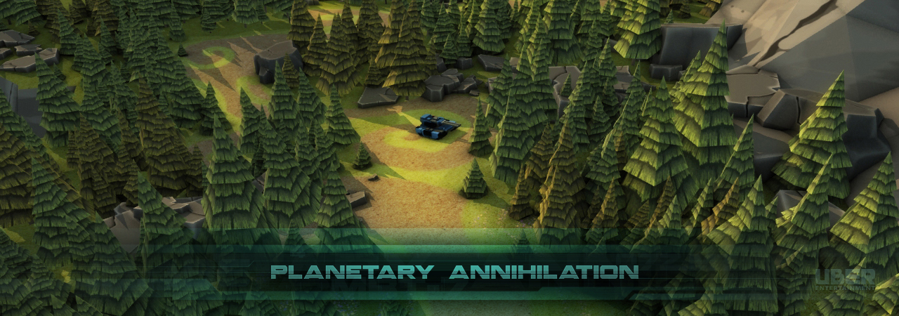 Planetary Annihilation Gameplay Surfaces