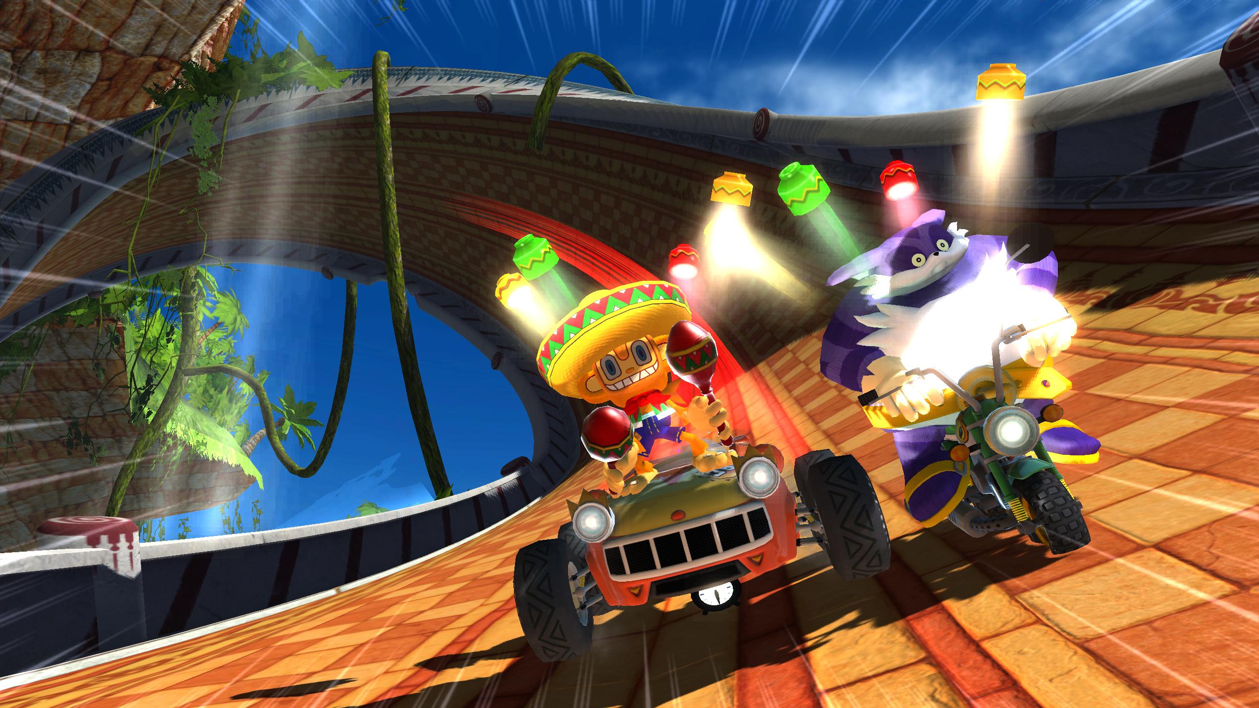 Sonic & Sega All-Stars Finally Available