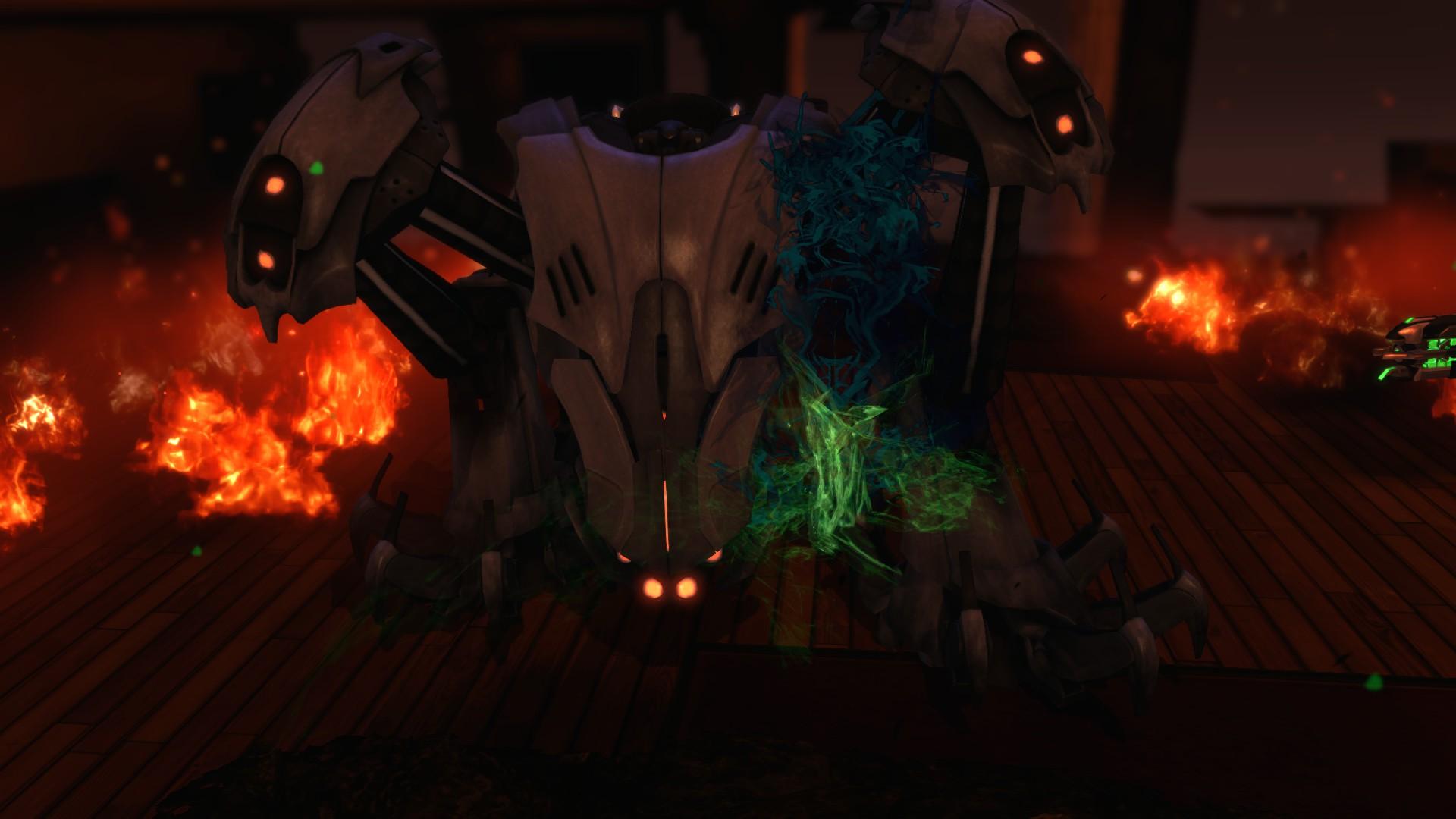 XCOM Challenge: Operation Frozen Engine