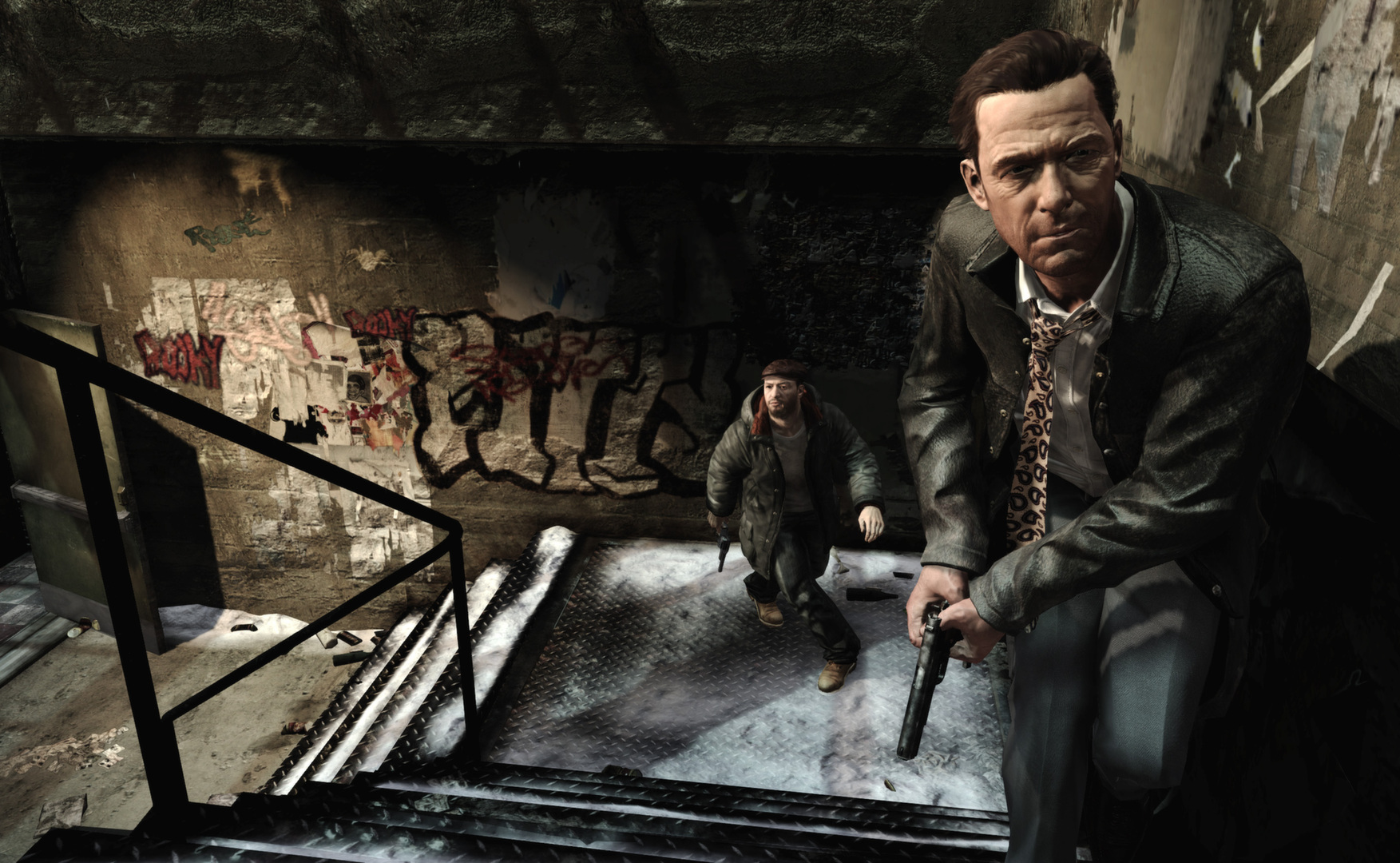 Secretly Play Max Payne 3 on Mac