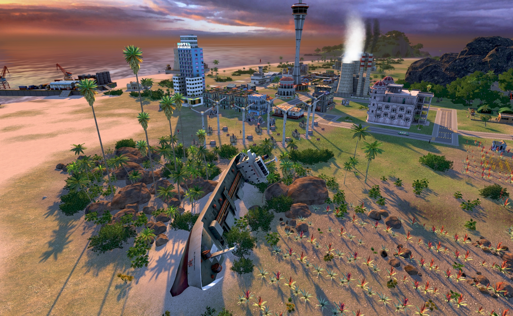 You can play Tropico 4 on July 25
