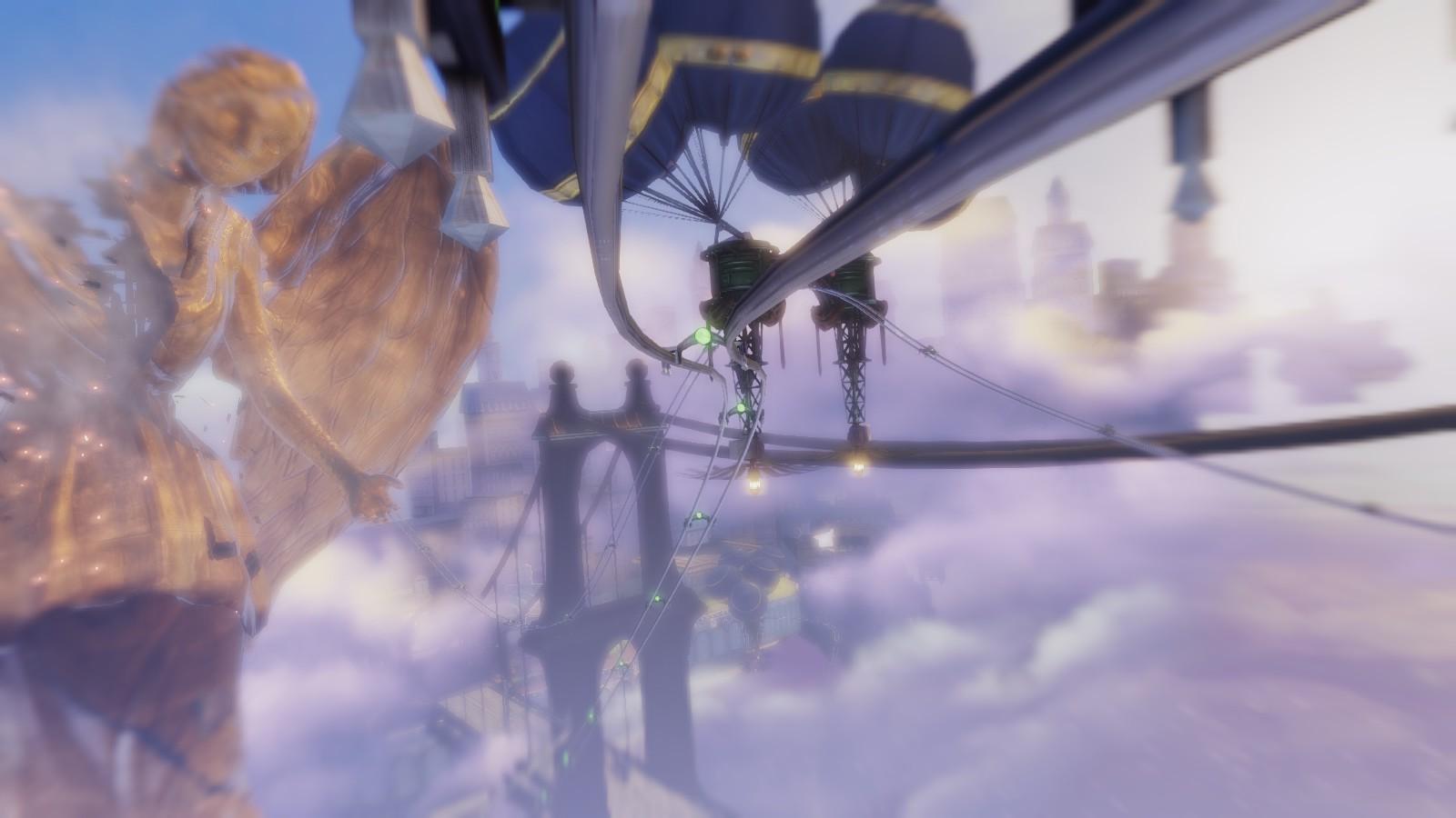 BioShock Infinite Opens Tear in Mac App Store