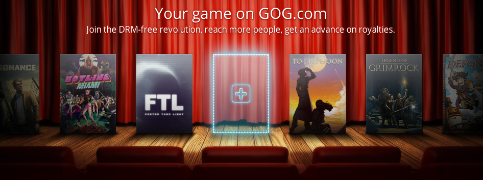 Gog.com Welcomes Indie Developers