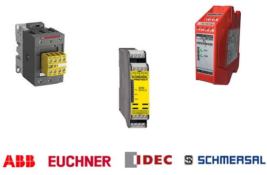 Safety Relays Machine Safety Solutions Control Components