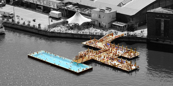 Badeschiff of Berlin 10 of the Weirdest and Most Wonderful Swimming Pools on Earth