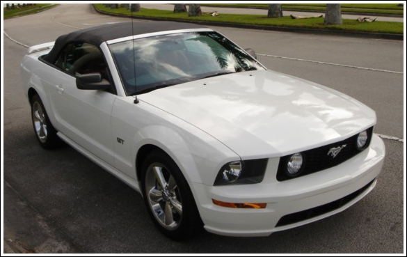 2005 2014 Ford Mustang Convertible Tops And Convertible