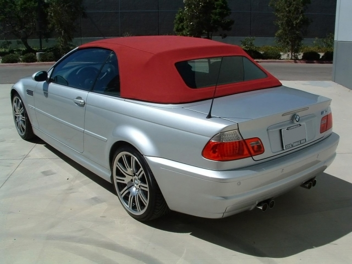 2000-08 BMW 3 Series Convertible Tops and Convertible Top Parts