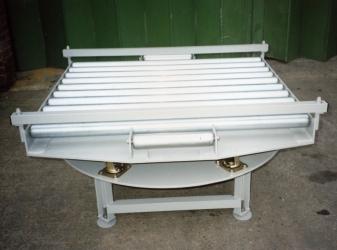 Rotary Table Photos From C Trak Conveyor Systems