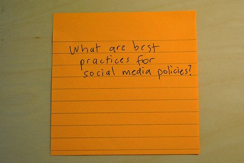 Is Your Social Media Policy Against the Law?
