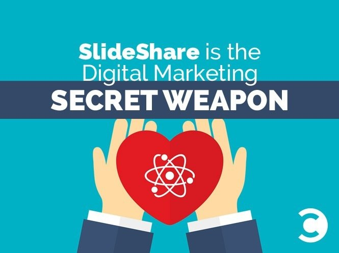 Slideshare is the digital marketing secret weapon - new research