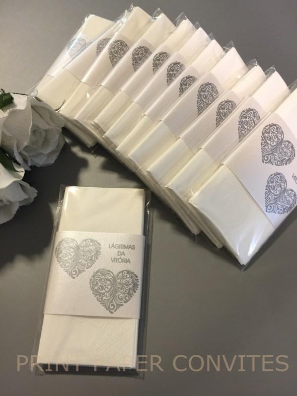 Lágrimas de alegria - pacote com 2 lencinhos