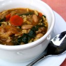 Winter White Bean Chicken Soup