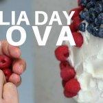 Australia Day Pavlova