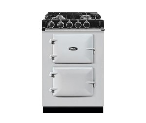 Aga City 60 with Gas Hob in Pearl Ashes