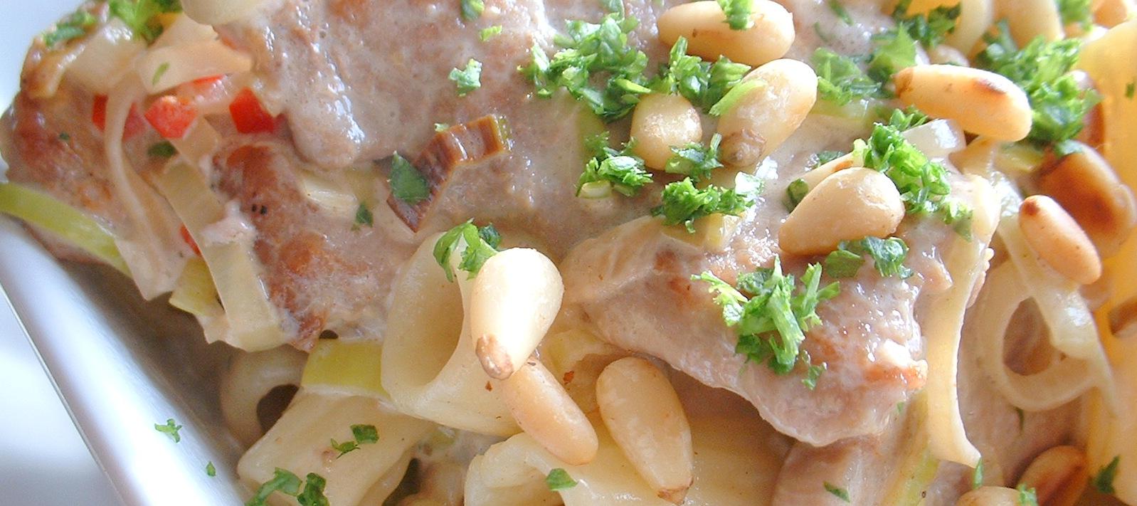 Pasta With Pork Recipe Pasta With Pork Pork Recipes