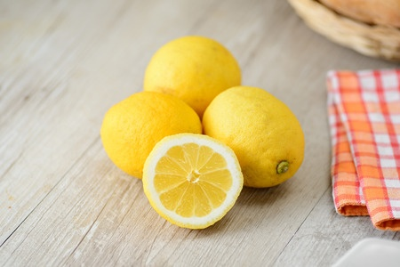 Cooking with lemons