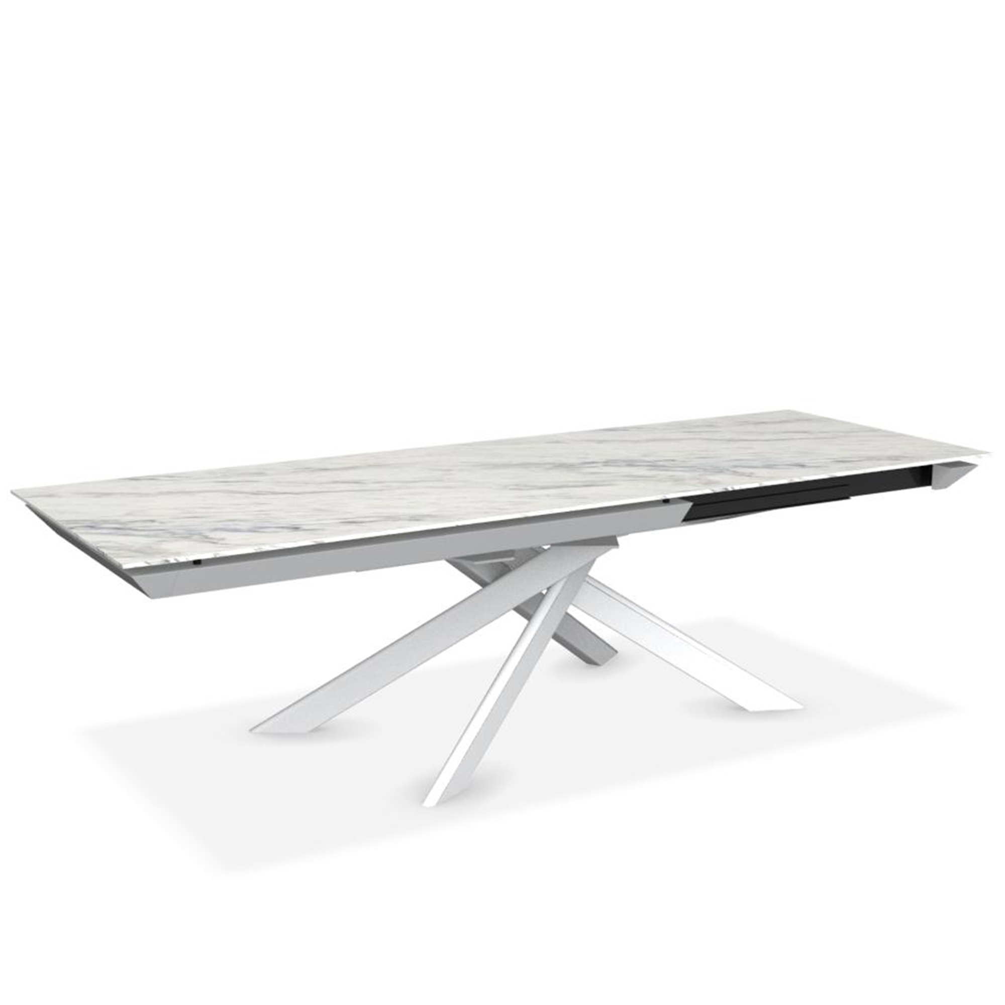 Calligaris Eclisse Extending Dining Table