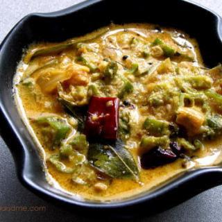 Hyderabadi Dahi Bhindi Masala – Okra Masala Recipe Step by Step
