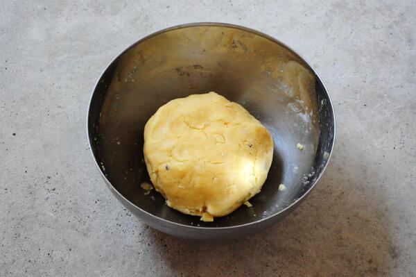 eggless cardamom almond cookies recipe