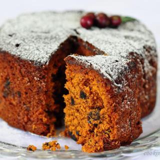 Kerala Plum Cake, Christmas Fruit Cake Recipe