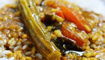 Kerala Sambar Recipe, Kerala Sambar without CoconutEdible Garden