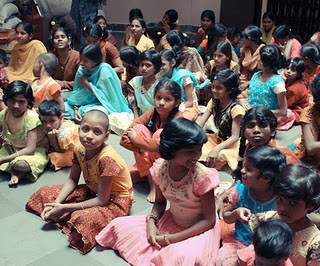 Supporting the Fund Drive for Vaidehi Ashram of Desitute Girls, Hyderabad