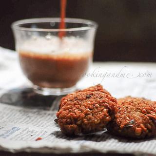 Kerala Parippu Vada   Paruppu Vadai   Parippu Vada Recipe